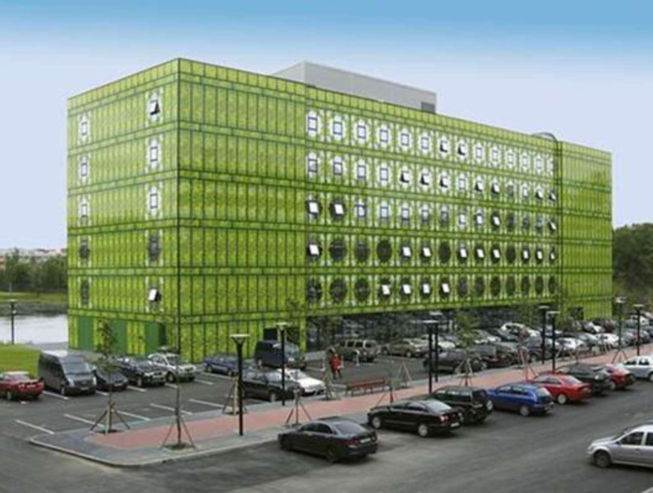 Офисная недвижимость Санкт-петербург,  - Лето (Бизнес-Парк Полюстрово)