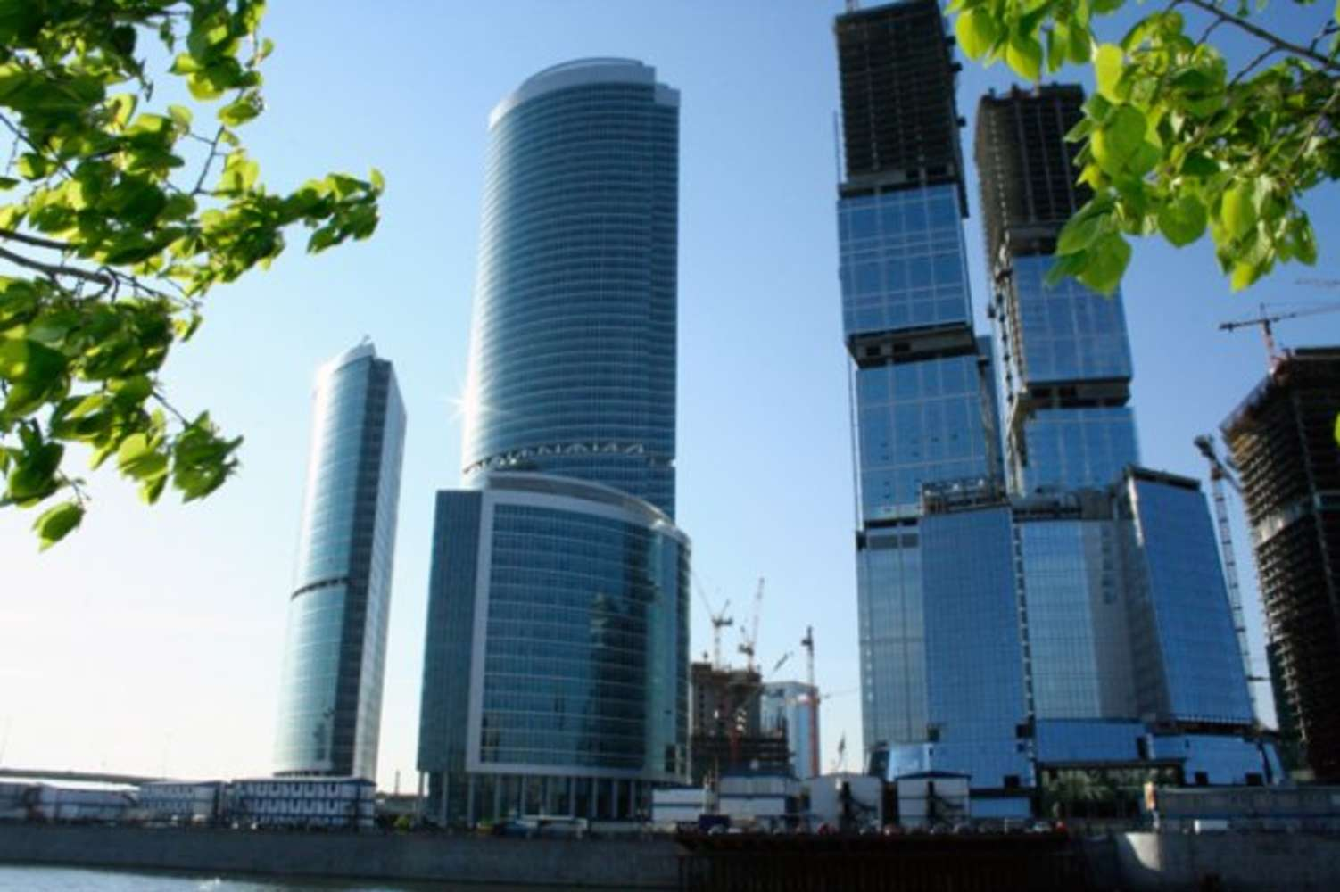 Офисная недвижимость Москва, 123317 - Башня на Набережной В