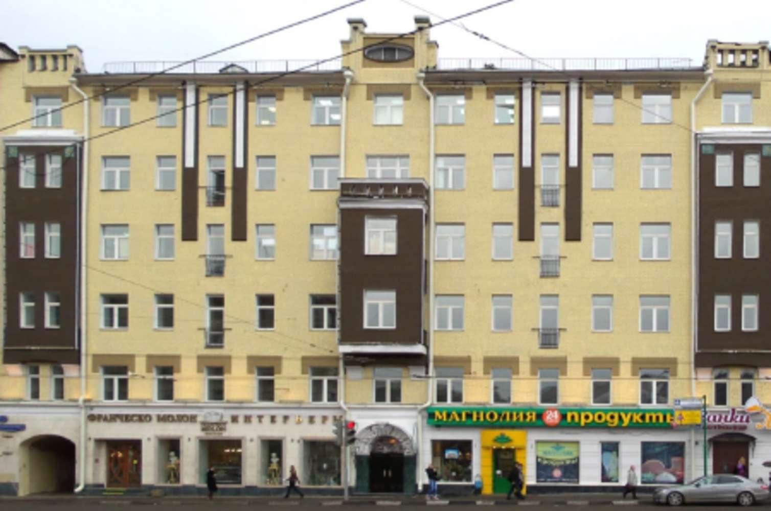 Офисная недвижимость Москва,  - Полянка