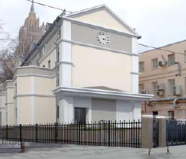 Офисная недвижимость Москва,  - Смоленская пл. 6