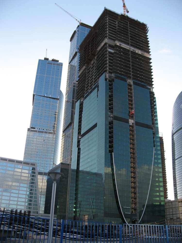 Офисная недвижимость Москва, 123317 - Империя I