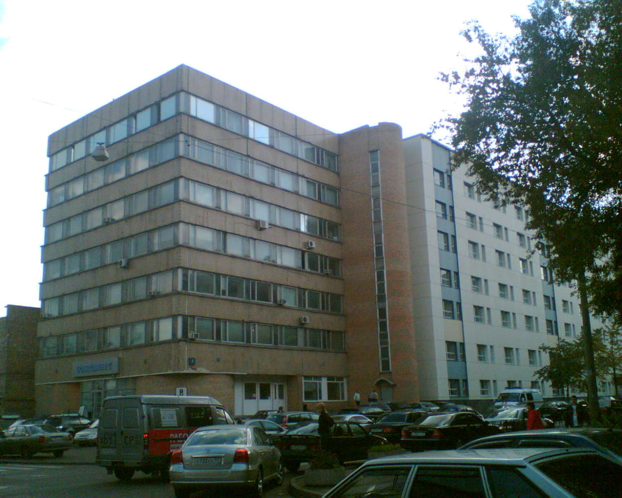 Офисная недвижимость Москва,  - Дукс (Фаза II)