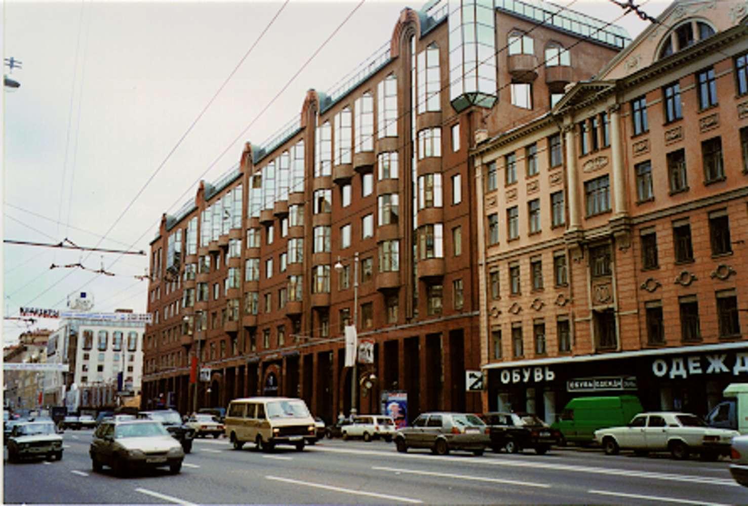 Офисная недвижимость Москва,  - Парус