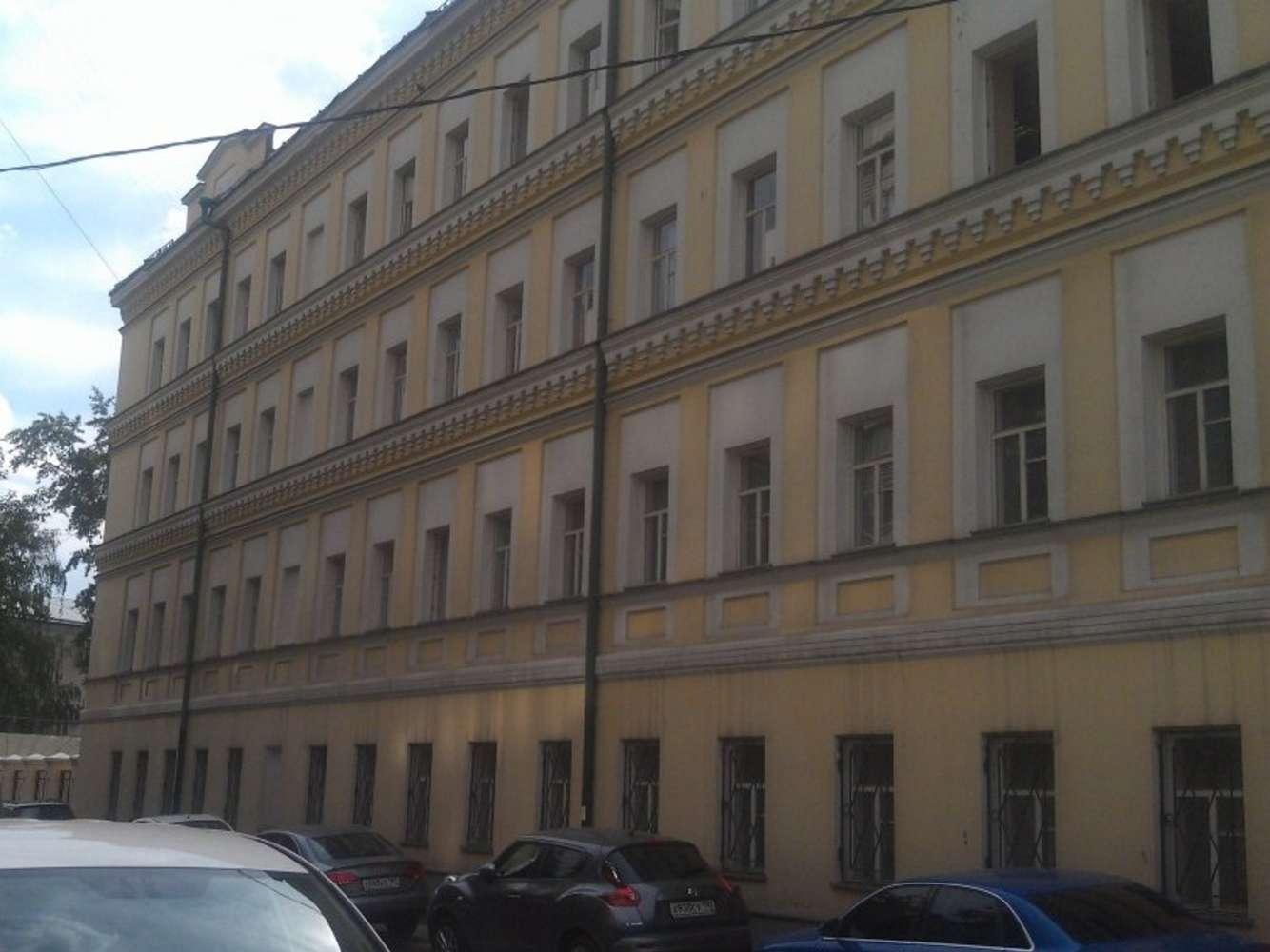 Офисная недвижимость Москва,  - Здание Путник