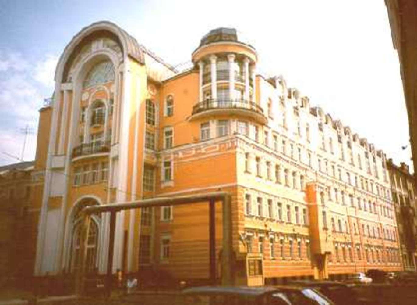 Офисная недвижимость Москва,  - Малый Головин пер. 3, стр. 1