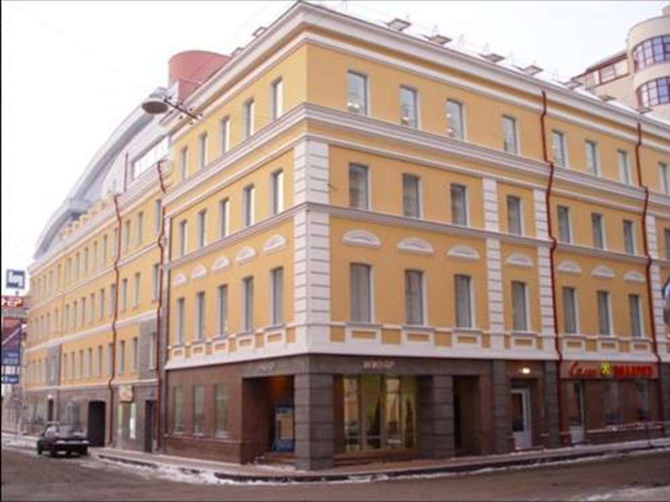 Офисная недвижимость Москва,  - Трубная ул. 23 стр. 2