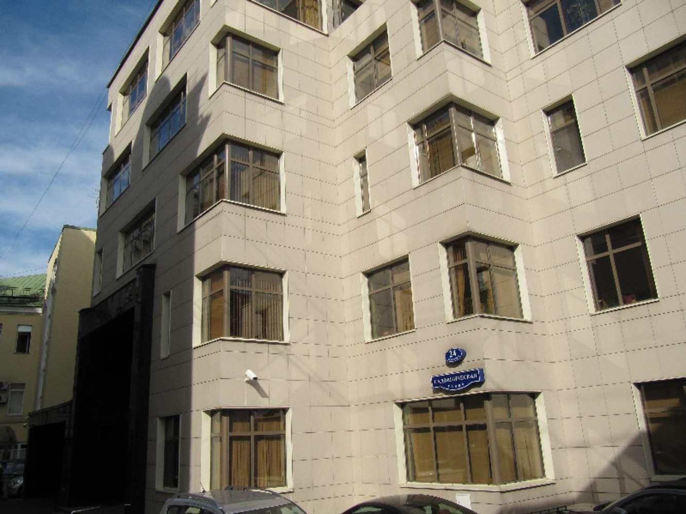 Офисная недвижимость Москва,  - Садовническая ул. 24 стр. 3