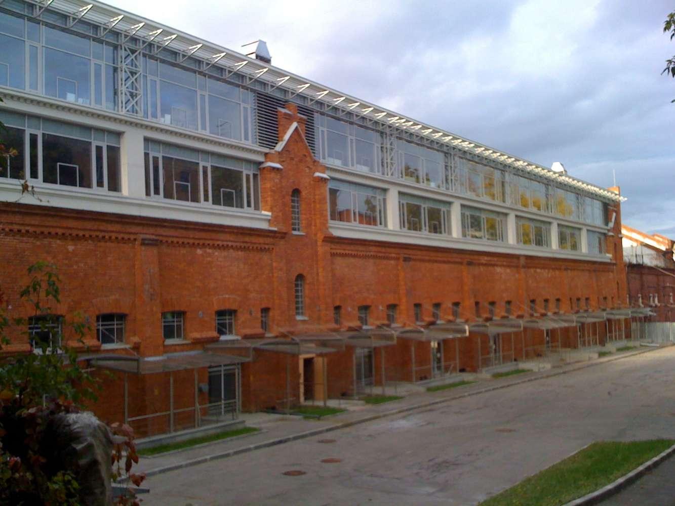 Офисная недвижимость Москва,  - ПЛАТФОРМА (Фаза II)