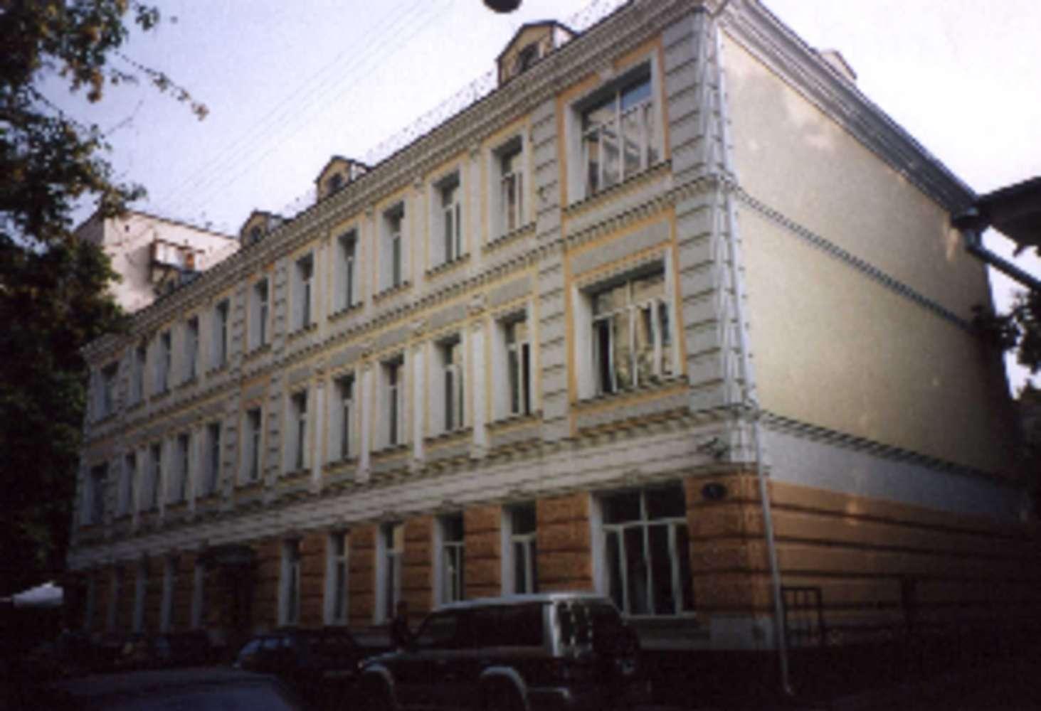 Офисная недвижимость Москва,  - Калошин пер. 4
