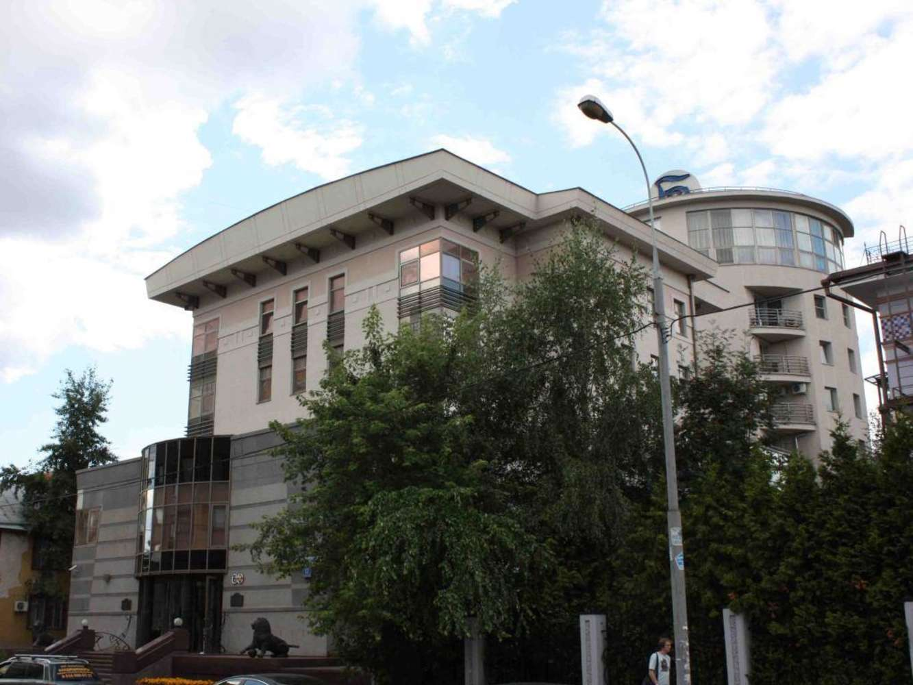 Офисная недвижимость Москва,  - 1-й Труженников пер. 12 стр. 2, 3