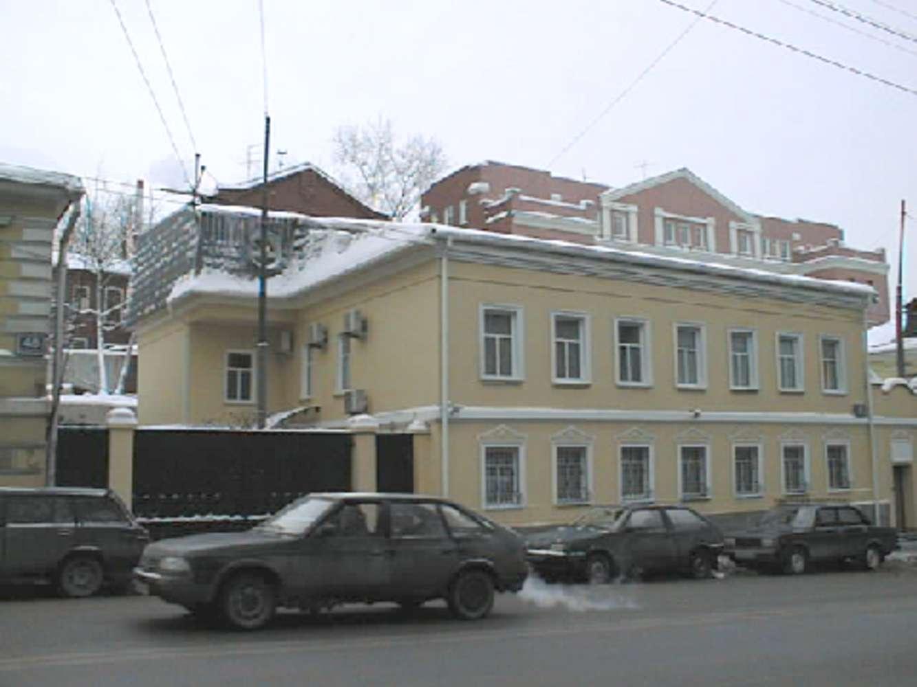 Офисная недвижимость Москва,  - Особняк на Николоямская