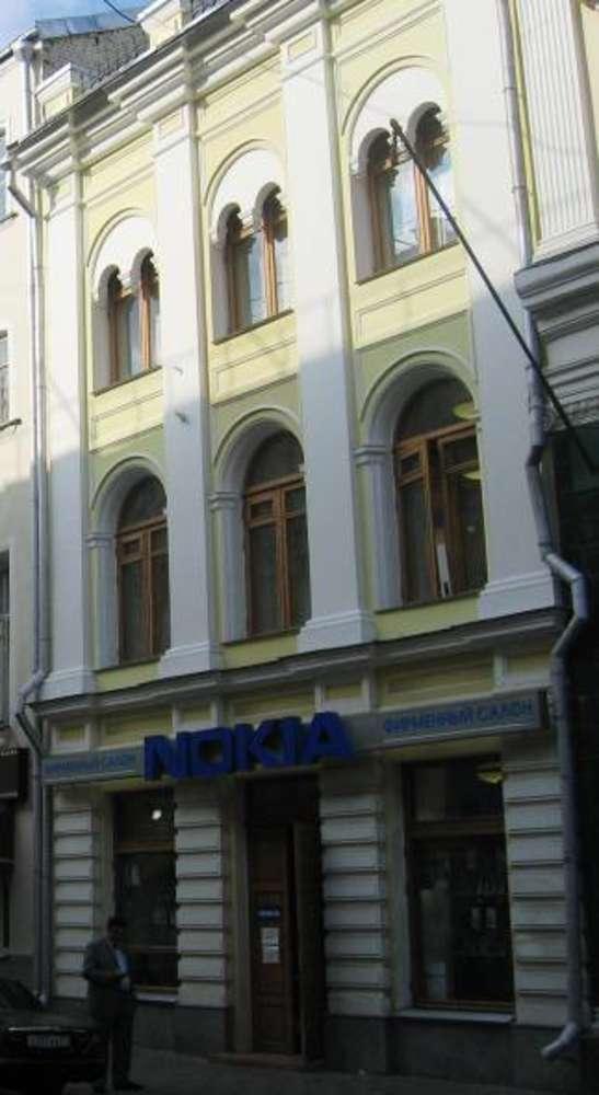 Офисная недвижимость Москва, 109012 - Ветошный пер. 7