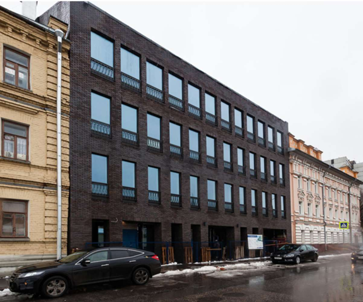 Офисная недвижимость Москва,  - Озерковская наб. 14