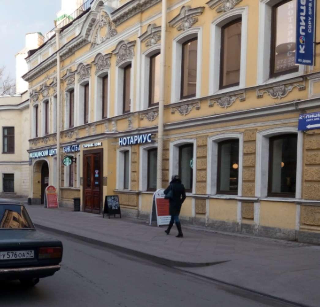 Офисная недвижимость Санкт-петербург,  - Кузнечный 4