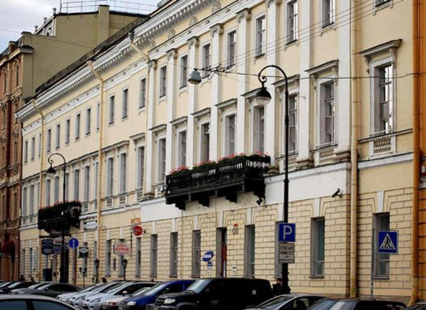 Офисная недвижимость Санкт-петербург,  - Итальянская 3