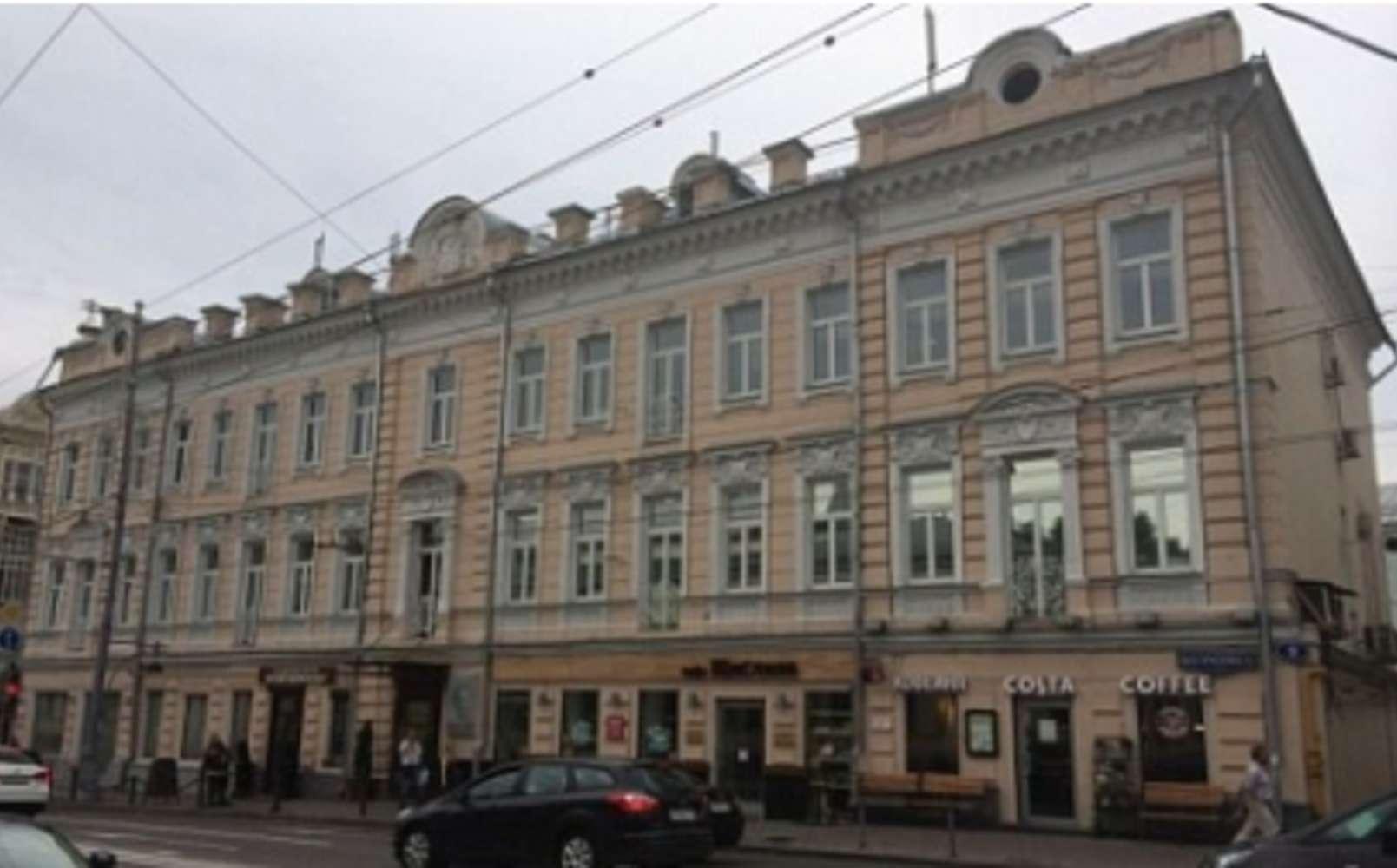 Офисная недвижимость Москва,  - Волхонка ул. 9 стр. 1