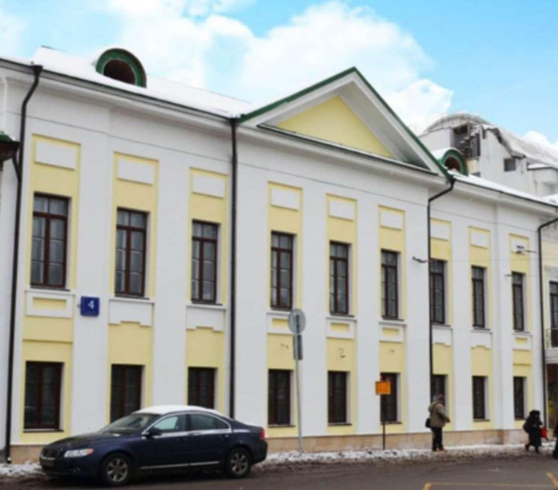 Офисная недвижимость Москва,  - Андроньевская пл. 4 стр. 1