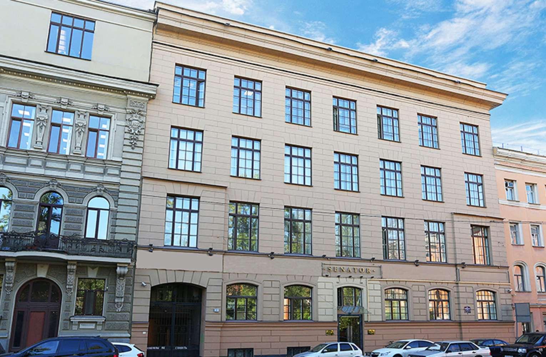 Офисная недвижимость Санкт-петербург,  - Сенатор (2-я Советская ул., 7)