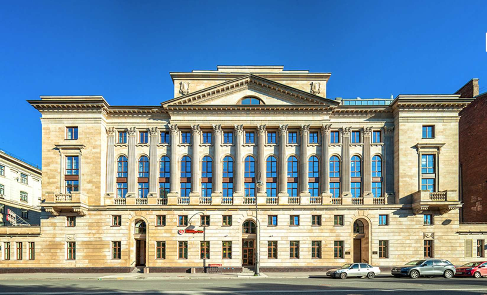 Офисная недвижимость Санкт-петербург,  - Сенатор (Большой пр. В.О., 80, Литера Р) II