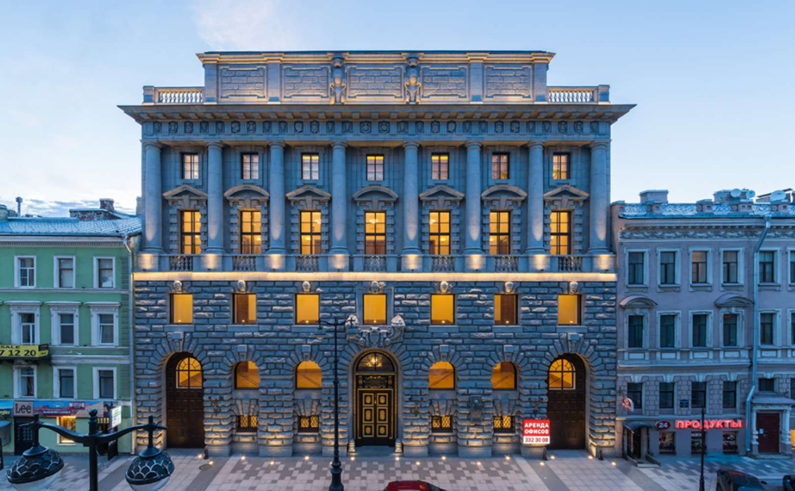 Офисная недвижимость Санкт-петербург,  - Сенатор (Большая Морская ул. 15)