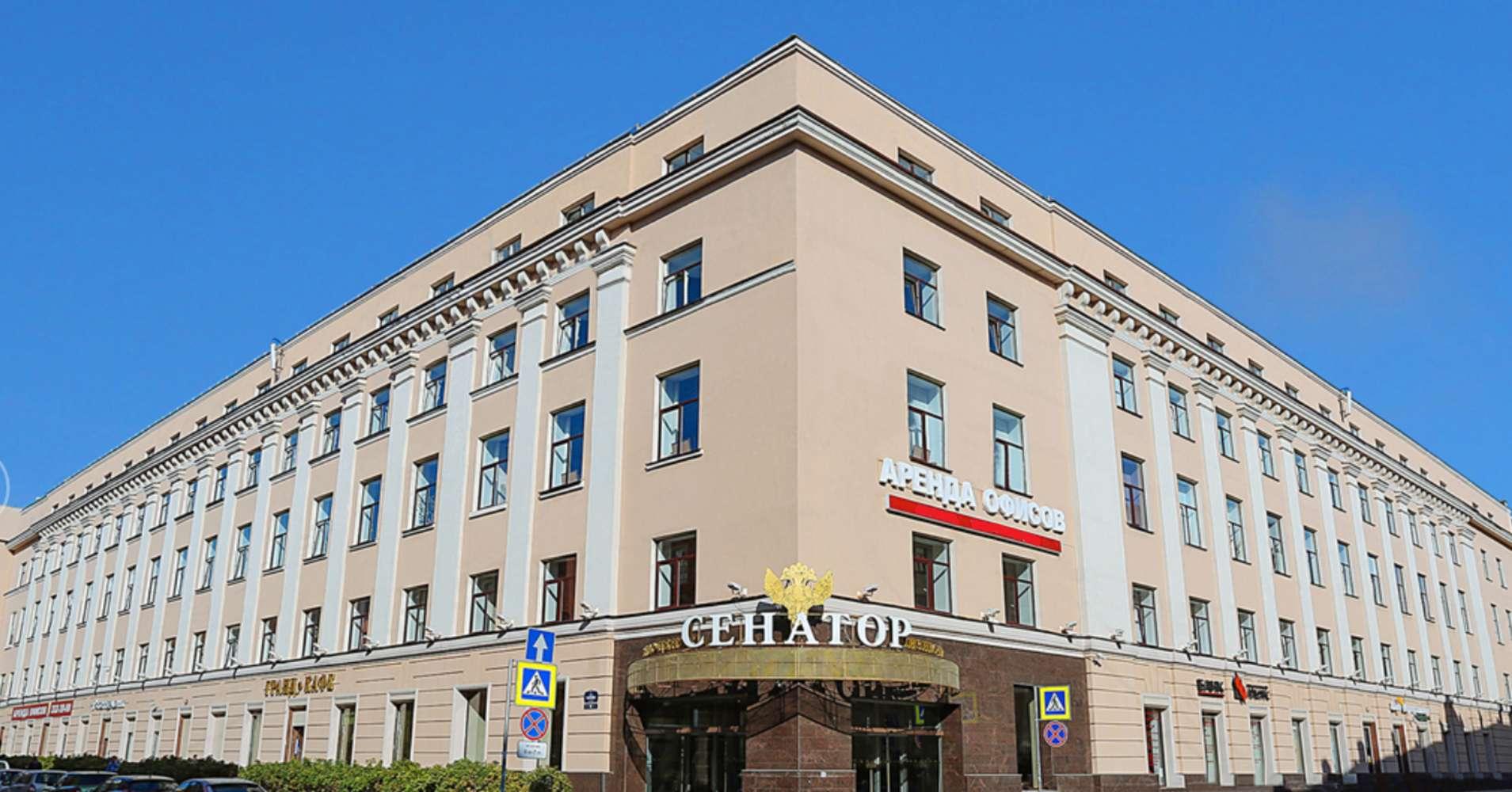 Офисная недвижимость Санкт-петербург,  - Сенатор (ул. Чапаева, 15, Литера А)