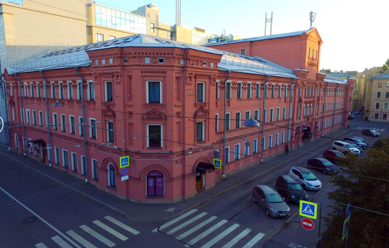 Офисная недвижимость Санкт-петербург,  - Сенатор (ул. Кропоткина, 1, Литера А)