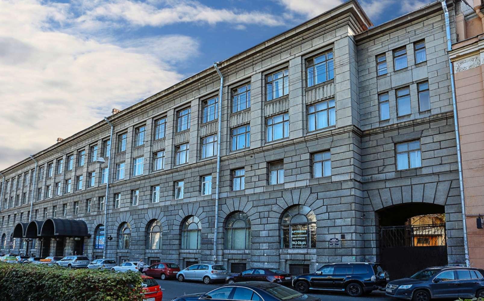 Офисная недвижимость Санкт-петербург,  - Сенатор (Малый пр. П.С., 87) I