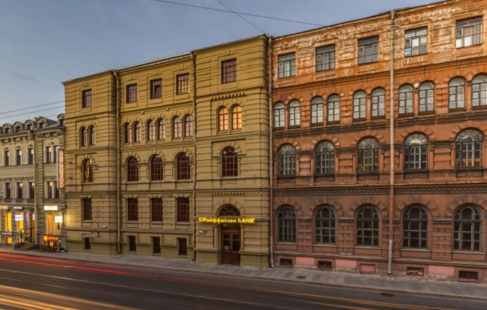 Офисная недвижимость Санкт-петербург,  - Сенатор (Садовая ул., 10)