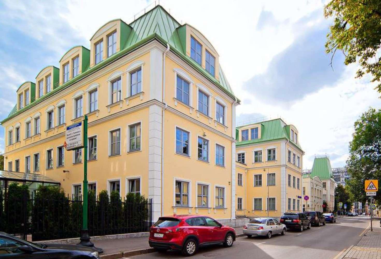 Офисная недвижимость Москва,  - Дом Немецкой Экономики