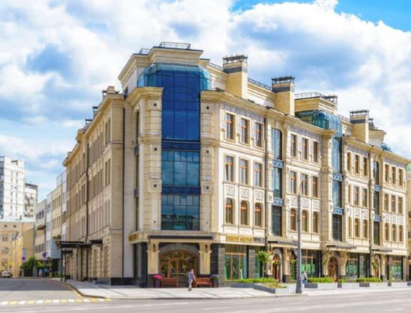 Офисная недвижимость Москва,  - Mon Cher