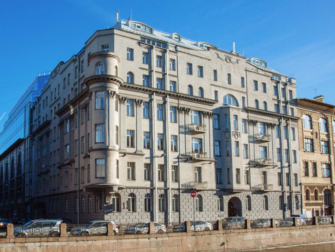 Офисная недвижимость Санкт-петербург, 191186 - Сенатор (наб. р. Мойки, 36, корпус А)