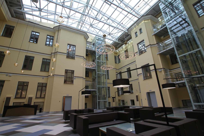 Офисная недвижимость Санкт-петербург,  - Пономарев Центр