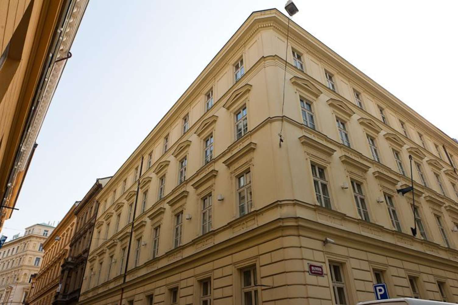 Coworking and serviced offices Prague, 110 00 - Serviced Offices & Coworking Bredovský dvůr