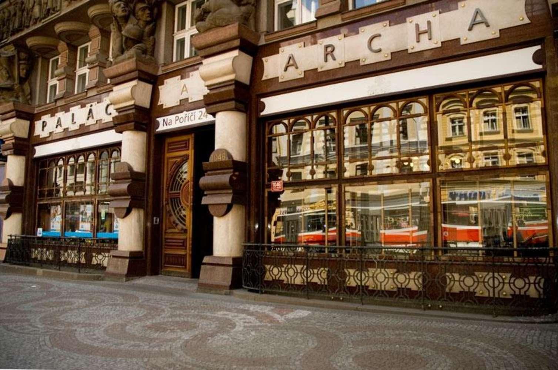 Coworking a servisované kanceláře Praha, 110 00 - Serviced Offices & Coworking Palác Archa