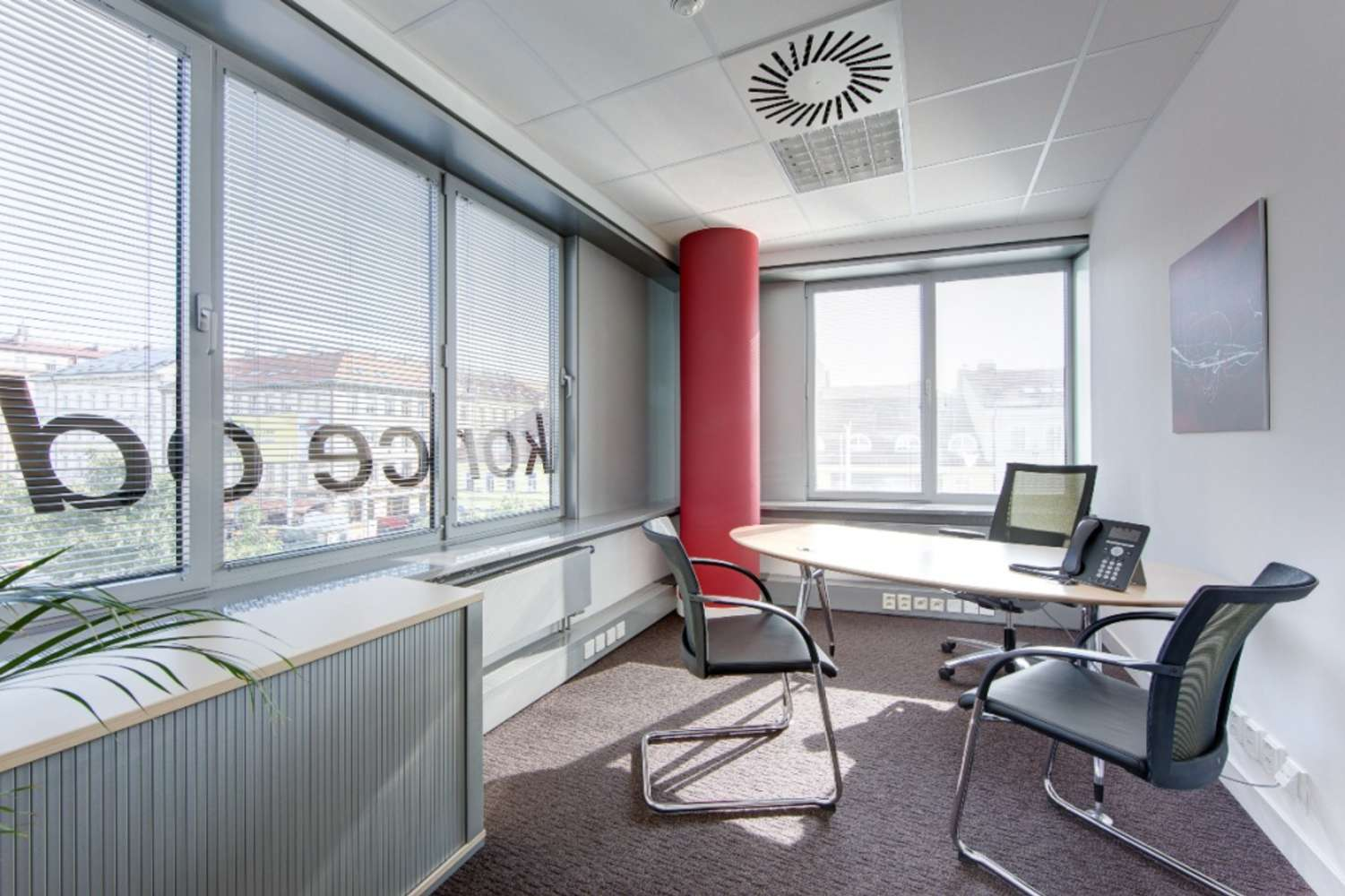 Coworking and serviced offices Prague, 150 00 - Serviced Offices & Coworking Zlatý Anděl