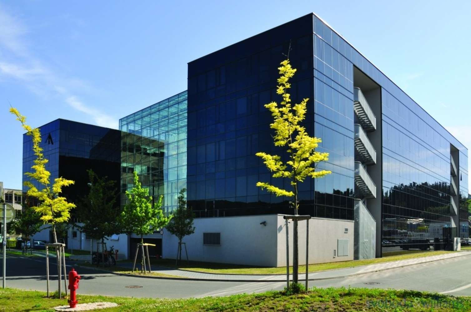 Offices Prague, 143 00 - Mezi Vodami