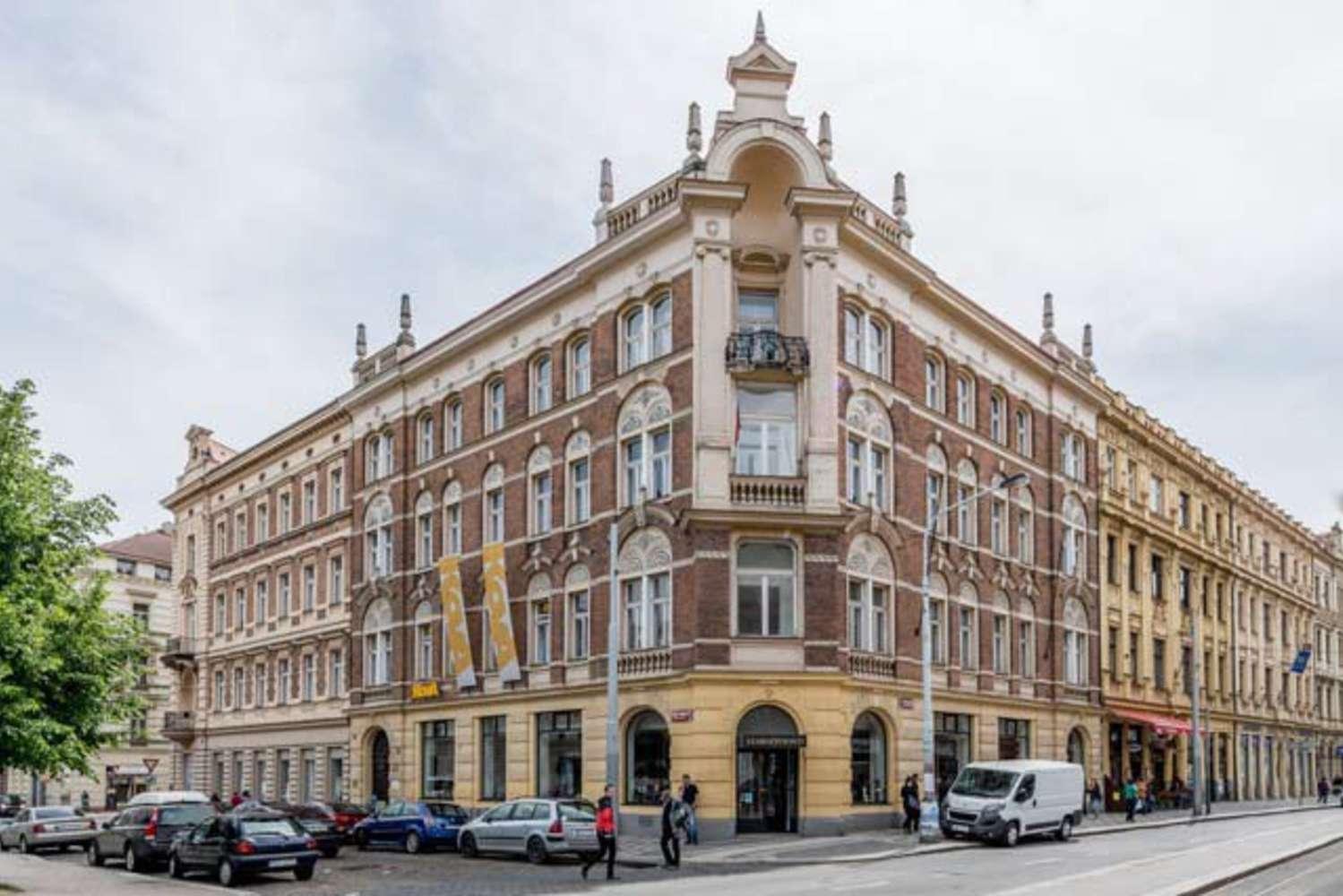 Offices Prague, 150 00 - Náměstí Kinských 7
