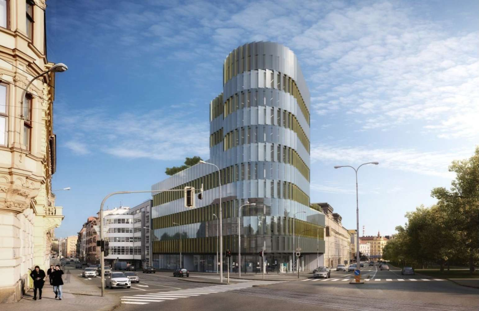 Kanceláře Brno, 602 00 - Landmark Office Building