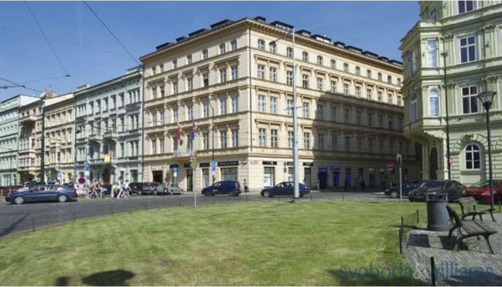 Offices Prague, 110 00 - Kronberg building - Senovážné náměstí
