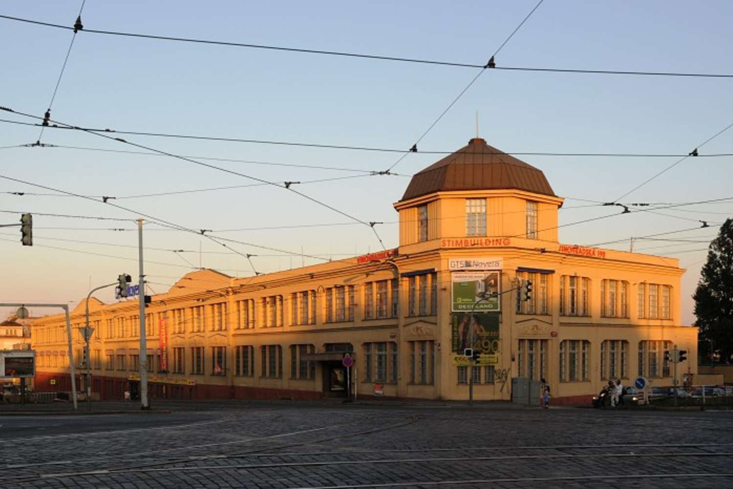 Kanceláře Praha, 190 00 - Vinohradská 190