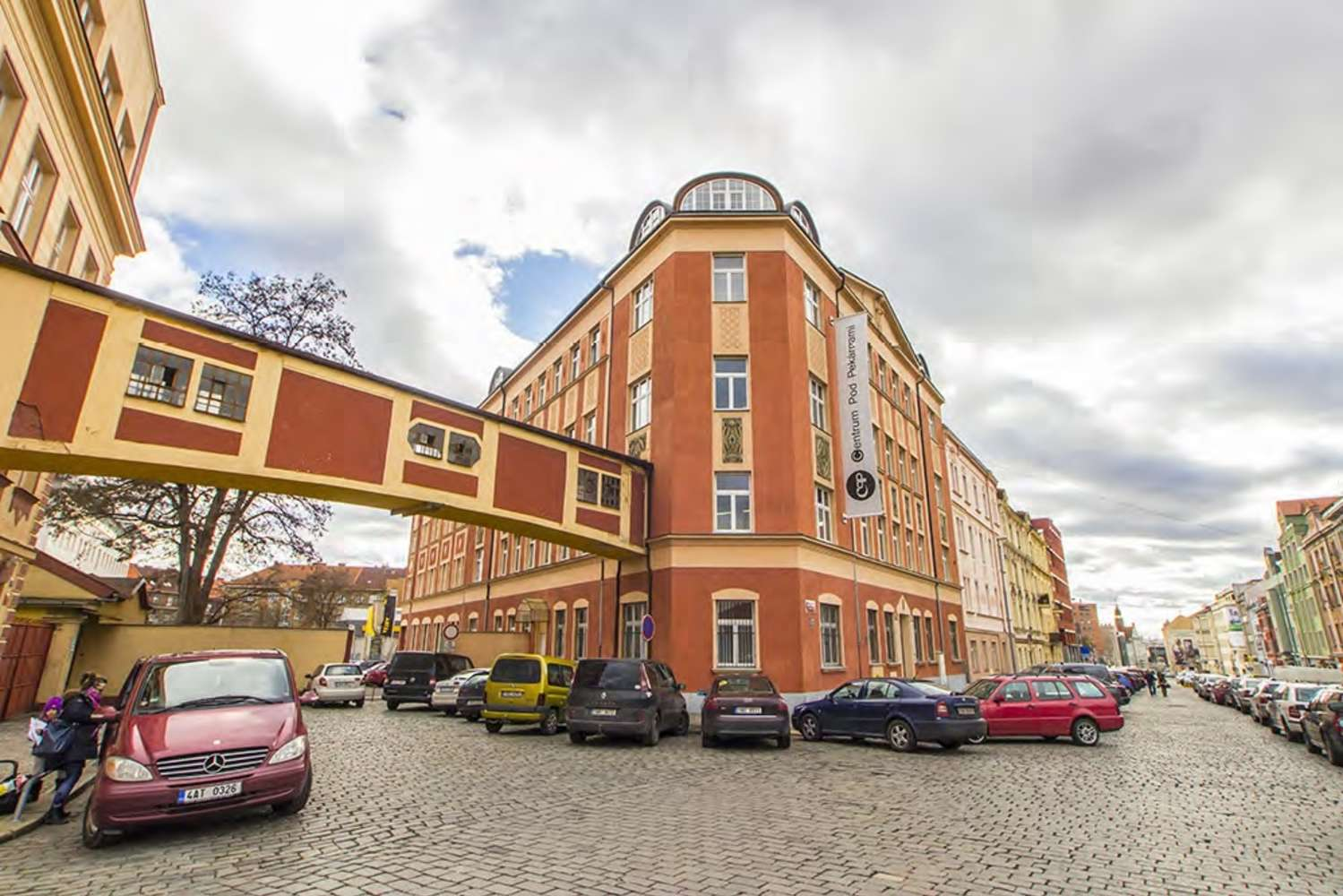 Kanceláře Praha, 190 00 - Pod Pekárnami 245/10