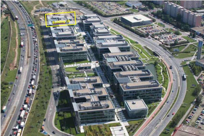 Kanceláře Praha, 148 00 - The Park - Building 10