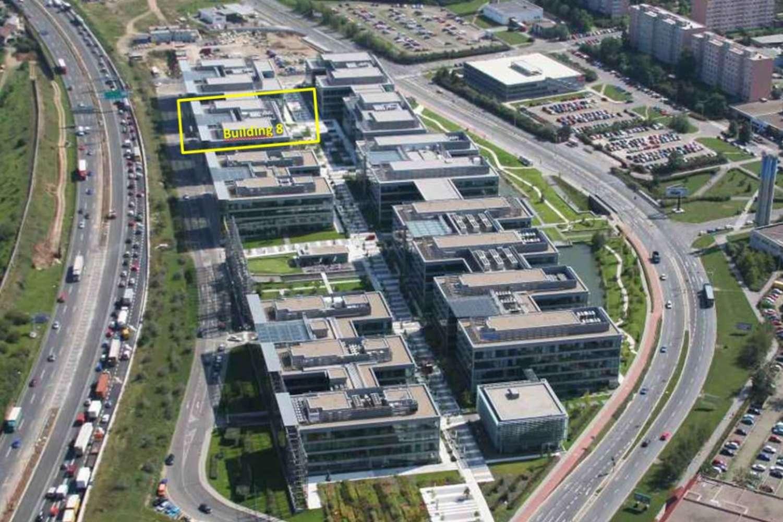 Kanceláře Praha, 148 00 - The Park - Building 8