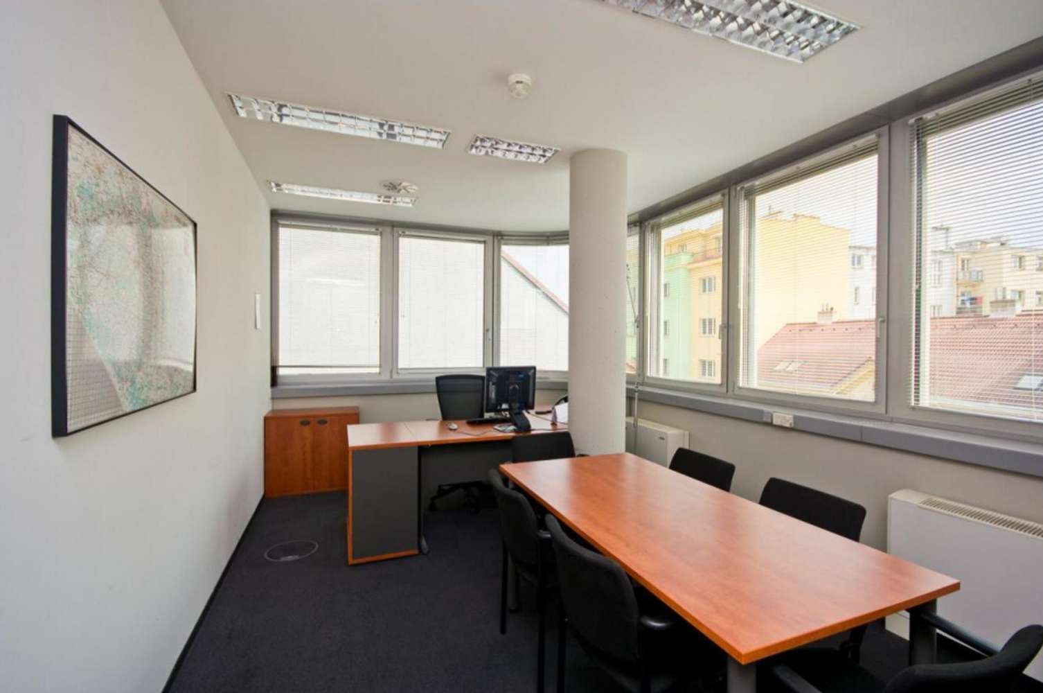 Offices Prague, 180 00 - Zenklova 29