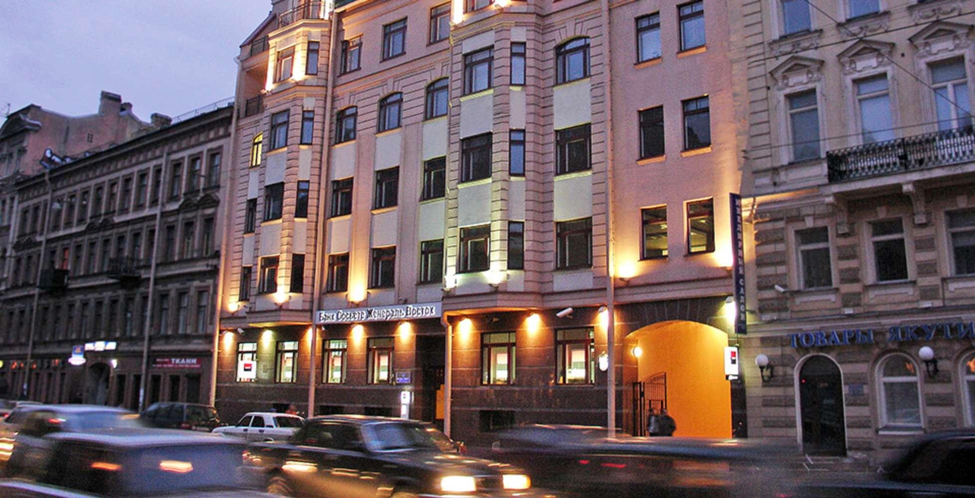 Офисная недвижимость Санкт-петербург, 191036 - Renaissance House