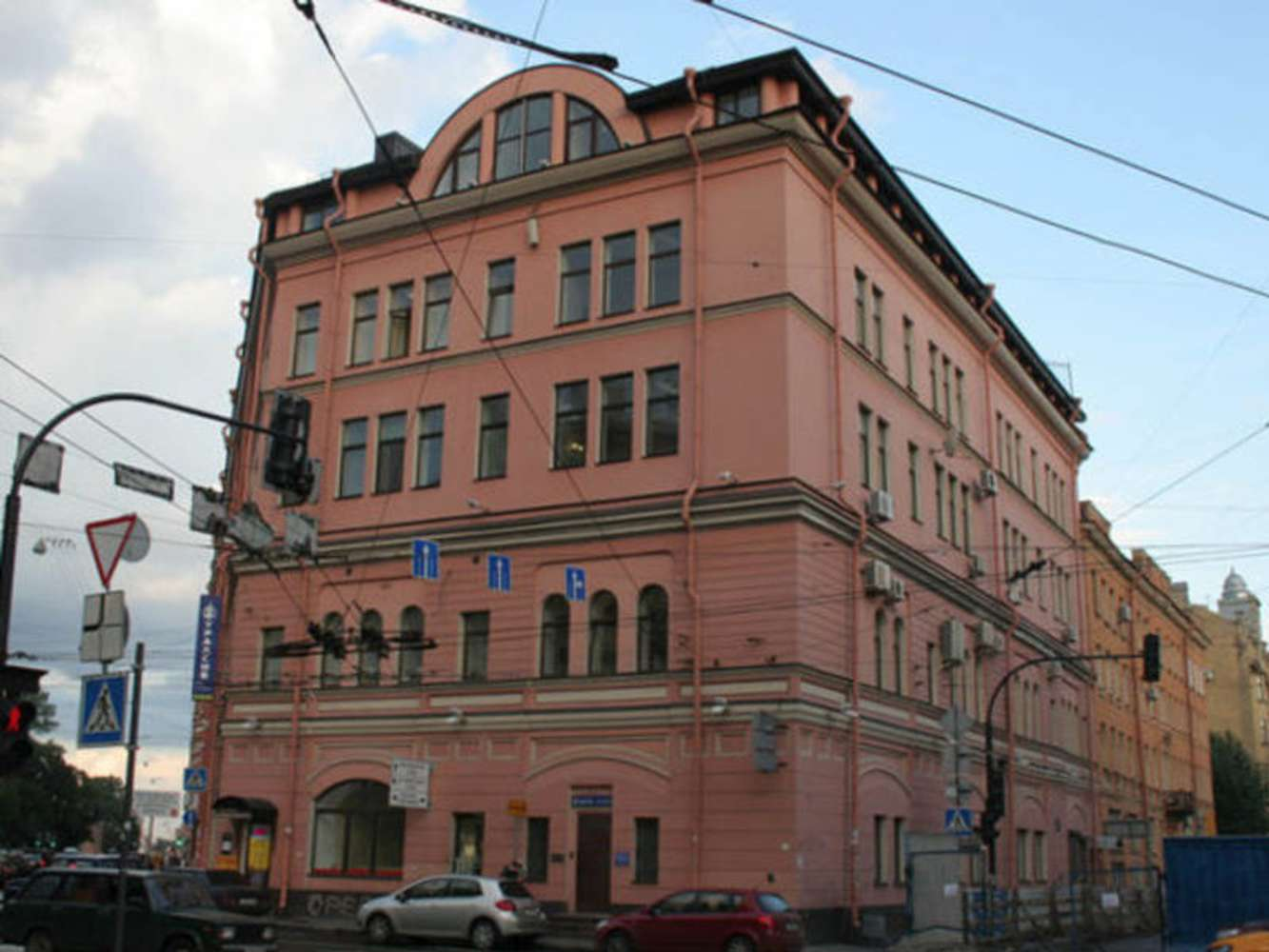 Офисная недвижимость Санкт-петербург,  - Б-5