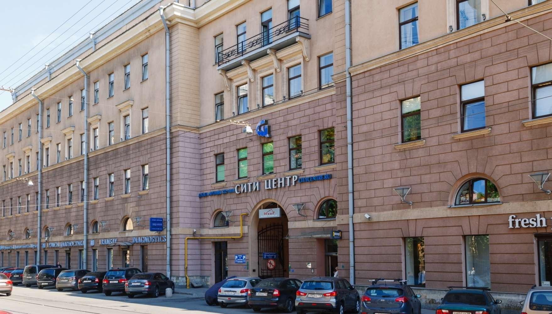 Офисная недвижимость Санкт-петербург,  - City Classic