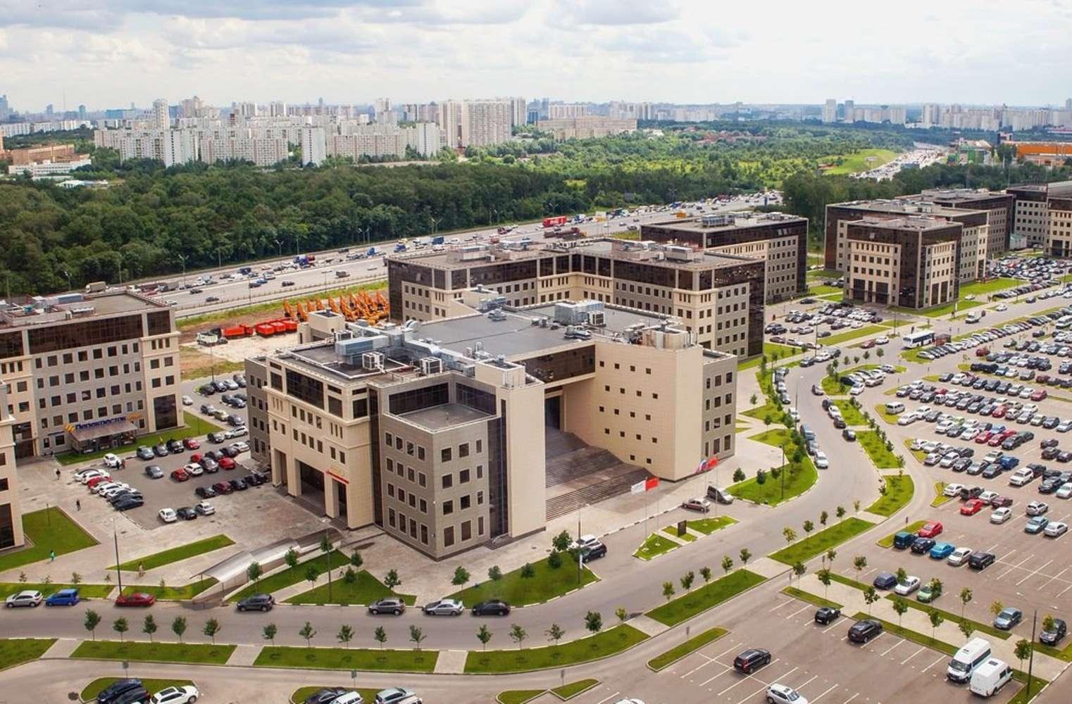 Офисная недвижимость Москва,  - Гринвуд (Фаза I)