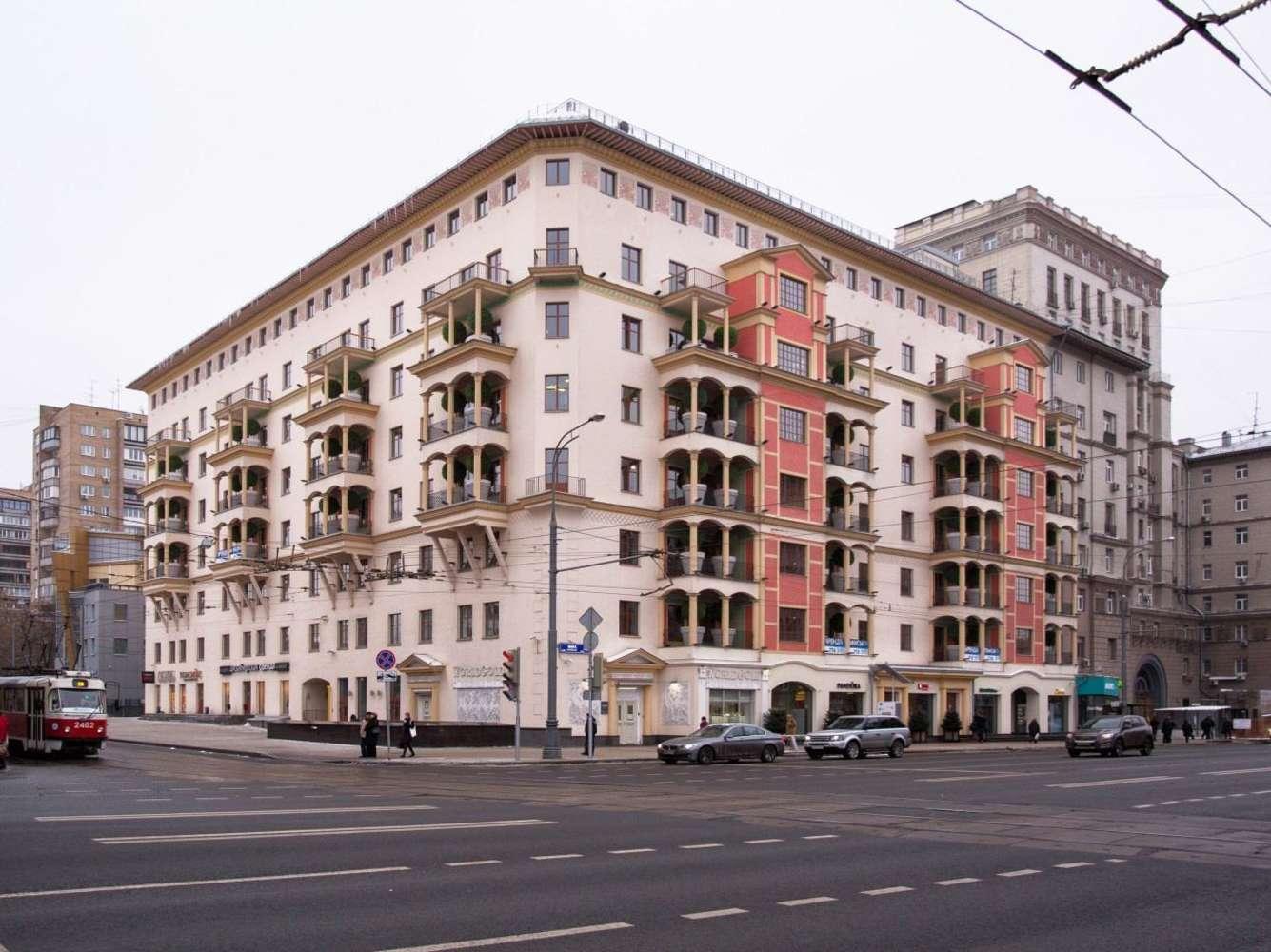 Гибкие пространства Москва,  - RegusПроспект Мира