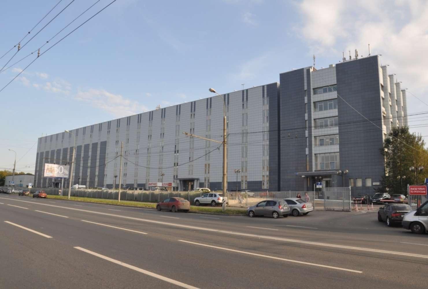 Офисная недвижимость Москва,  - На Широкой
